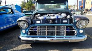 1955 CUSTOM CHEVY 3100 PICK-UP TRUCK LS2 TWIN TURBO 1200 HP - YouTube 1955 Chevy 3100 Big Red Cpp 400 Power Steering Box Kit For 195559 Pickup Trifive Scotts Hotrods 51959 Gmc Truck Chassis Sctshotrods Chevy Truck Chevrolet Dash Interiors 55 Stepside Lingenfelters 21st Century Classic Truckin Second Series Chevygmc Brothers Parts Sweet Dream Hot Rod Network Ls1 Youtube Must See Custom Show