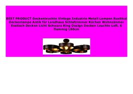 big discount deckenleuchte vintage industrie metall len