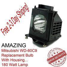 mitsubishi wd 60735 l ebay