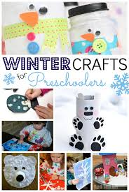 Winter Crafts For Preschoolers Brrrr Baby It Is Cold Out There Lets Huddle