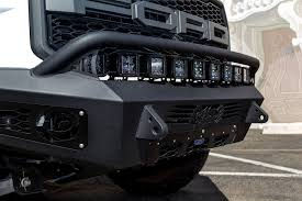 Custom Ford Raptor Bumpers -