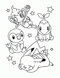 Trouver 25 Coloriage Tv Pokemon Classic Work Scrowland