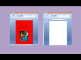 How To Print Document With Background Color In Microsoft Word