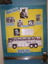 Rosa Parks Poster Project