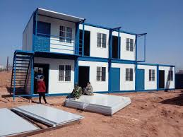 100 Living In Container China Easy To Stall Folding House For
