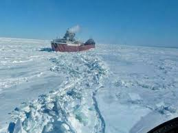 curse of the ss edmund fitzgerald leaves u s freighter trapped in