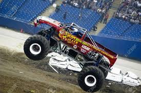 Monster Truck Event At The Olympic Stadium Of Montreal April.. Stock ... Monster Trucks Coming To Champaign Chambanamscom Charlotte Jam Clture Powerful Ride Grave Digger Returns Toledo For The Is Returning Staples Center In Los Angeles August Traxxas Rumble Into Rabobank Arena On Winter 2018 Monster Jam At Moda Portland Or Sat Feb 24 1 Pm Aug 4 6 Music Food And Monster Trucks Add A Spark Truck Insanity Tour 16th Davis County Fair Truck Action Extreme Sports Event Shepton Mallett Smashes Singapore National Stadium 19th Phoenix