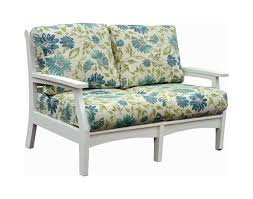 Polywood Rocking Chair Target by Poly Lumber Classic Terrace Loveseat W Sunbrella Cushions