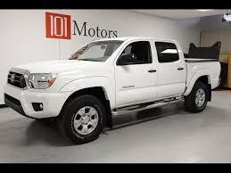 100 Service Trucks For Sale On Ebay 2014 Toyota Tacoma PreRunner V6 For Sale In Tempe AZ Stock 10213