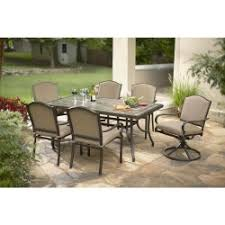 7 Piece Patio Dining Set by Patio Dining Sets Toros Outlet A True Outlet Place
