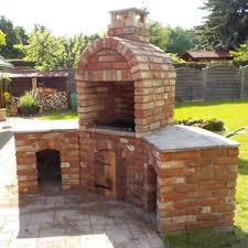 details zu 1 st ziegelstein outdoor küche brotbackofen backsteine sichtschutz mauersteine