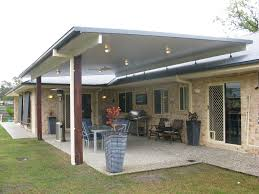 Diy Wood Patio Cover Kits by Fair 50 Metal Roof Patio Cover Designs Inspiration Of 25 Best