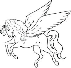 Unicorn Pictures To Color Plus Coloring Pages For Create