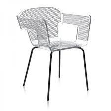 chaise design transparente chaise grillage chaise design loftboutik
