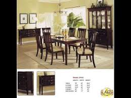 Kitchen Table Dining Chairs Set By ARV Furniture Mississauga Ontario Canada