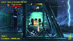 Lego Marvel That Sinking Feeling Minikit by Lego Marvel Super Heroes Level 9 Doctor In The House Free Play