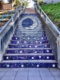 16th Ave Tiled Steps Project by You Won U0027t Find Many Views Of Sf Better Than This One