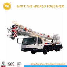 China Famous Brand Zoomlion Qy25V532 25ton Truck Crane Truck Mounted ...