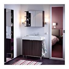 lillången mirror cabinet 2 doors 1 end unit white 79x21x64 cm