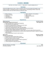 Front Desk Receptionist Resume Salon by Best Legal Billing Clerk Resume Example Livecareer