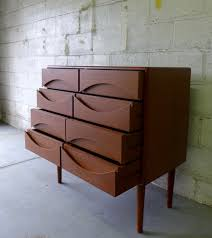 Johnson Carper Mid Century Dresser by Danish Mid Century Modern Styled Teak Dresser U2013 Circa60