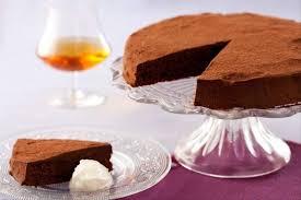 recette de gâteau au chocolat au madère crème vanillée facile et