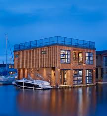 100 House Boat Designs Float Home Northwest Architects ArchDaily