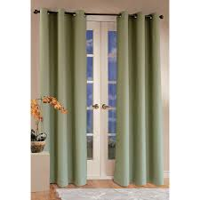 Sunbrella Curtains With Grommets by Grommet Top Curtains