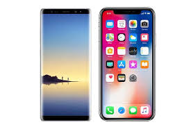 Samsung s Galaxy Note 8 Vs Apple s iPhone X Here Is What You Need