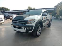 100 2014 Ford Diesel Trucks FORD 4WD 32 AT DOUBLE CAB WHITE 32