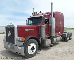 2000 Peterbilt 379 Semi Truck | Item DB2582 | SOLD! June 29 ... 2002 Peterbilt 379 Sleeper Semi Truck For Sale Salt Lake City Ut 2007 600 Miles Ucon Id Club Forum Trucking 1987 Tpi Custom With Matchin Dump Light Show 18 Wheels A Customized 1999 Isnt Your Normal Work Truck Cervus Equipment New Heavy Duty Trucks 2004 Exhd Single Axle California Compliant Peterbilt 07 Blackedout Cat Powered Many Lowered Youtube Paccar Financial Offer Complimentary Extended Warranty On