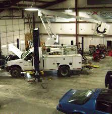 100 Bucket Truck Repair Getting Fruendlys Bucket Truck In Certified Performance Auto