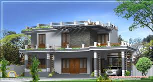 100 Modern Design Homes Plans Home Design In Kerala 2520 SqFt Home Sweet Home