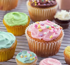 Dame Good Eats Cupcake History