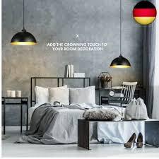 pendelle hängeleuchte für wohnzimmer 60w geeignet für e27