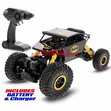 100 Rock Crawler Rc Trucks Outdoor Truck 2 4ghz 4 Wheel Drive Remotes Car With