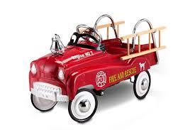 100 Antique Fire Truck Pedal Car Amazoncom InStep Toys Games