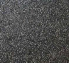 Hebei Black Granite Flamed Wall Cladding Tile