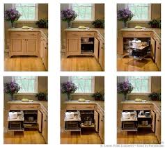 Blind Corner Kitchen Cabinet Ideas by Pictures Of Kitchens Traditional Light Wood Kitchen Cabinets