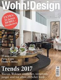 100 Best Magazines For Interior Design The German Home