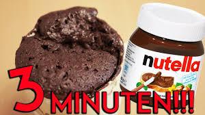 nutella kuchen rezept in nur 3 minuten nuss nougat creme torte sehr schnell einfach