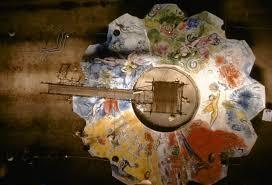 plafond de l opéra de par marc chagall opéra national de