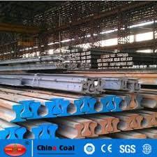 Heavy GB Standard U71Mn Rail Railroad Steel View railroad steel