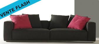grand coussin canapé canapé tissu en vente flash 3 canapés pas chers de 35 à 40