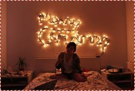 Best Christmas Bedroom Lights Decorations Concepts