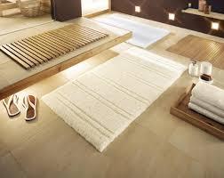 badezimmer teppich bilder ideen