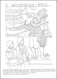 Free Color Pages For Christmas Around The World Holidays Coloring Book Details