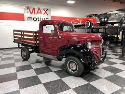 100 1946 Dodge Truck For Sale 2236682 Hemmings Motor News