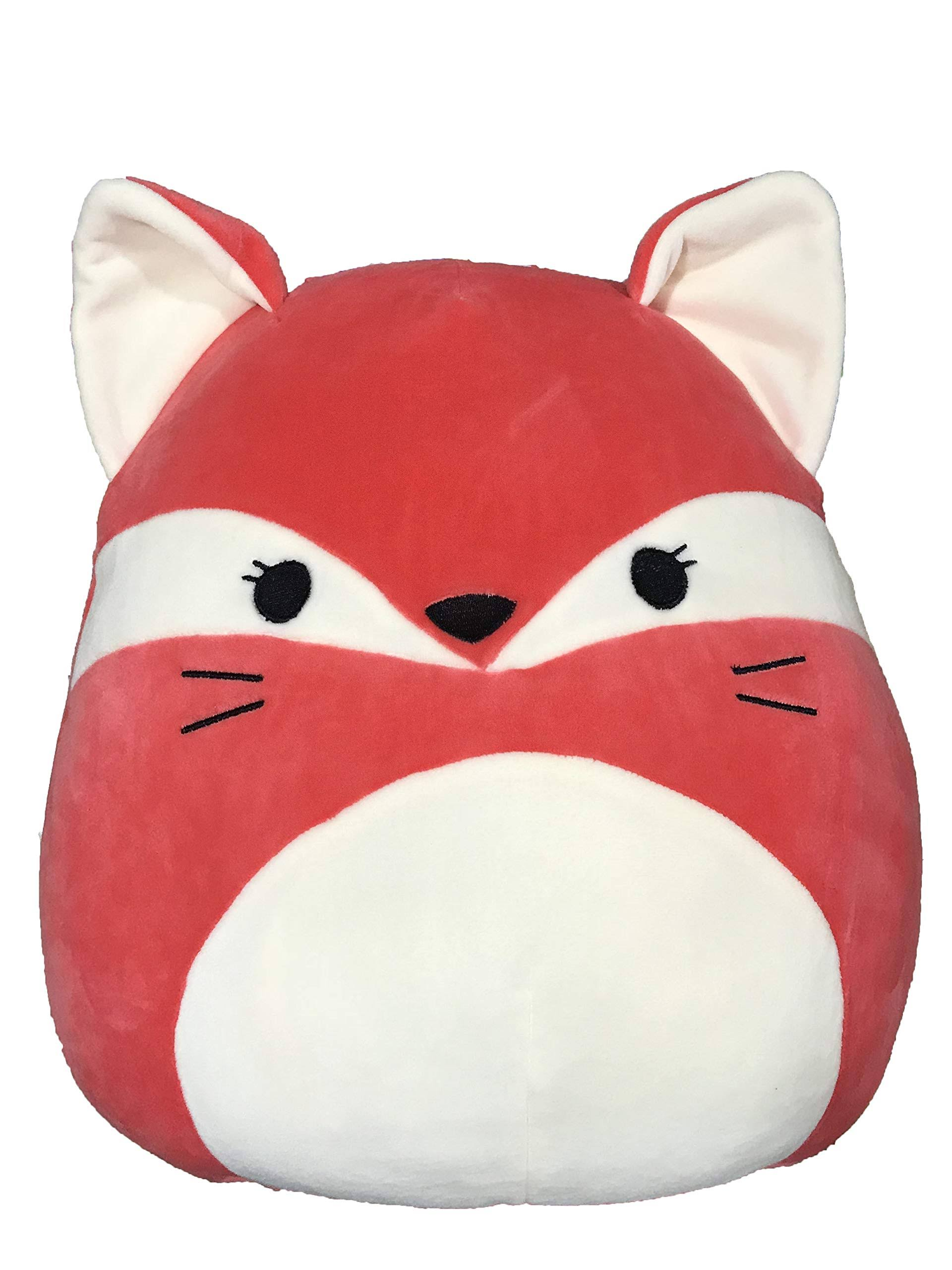 Kellytoy Squishmallow Fifi The Fox Super Soft Plush Toy - 13""