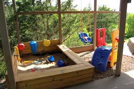 The Under Deck Sandbox And Playground – Between3Sisters Sandbox With Accordian Style Bench Seating By Tkering Tony How To Make A Sandpit Out Of Stuff Lying Around The Yard My 5 Diy Backyard Ideas For A Funtastic Summer Build 17 Plans Guide Patterns In Easy And Fun Way Tips Fence Dog Yard Fence Important Amiable March 2016 Lewannick Preschool Activity Bring Beach Your Backyard This Fun The Under Deck Playground Between3sisters Yards